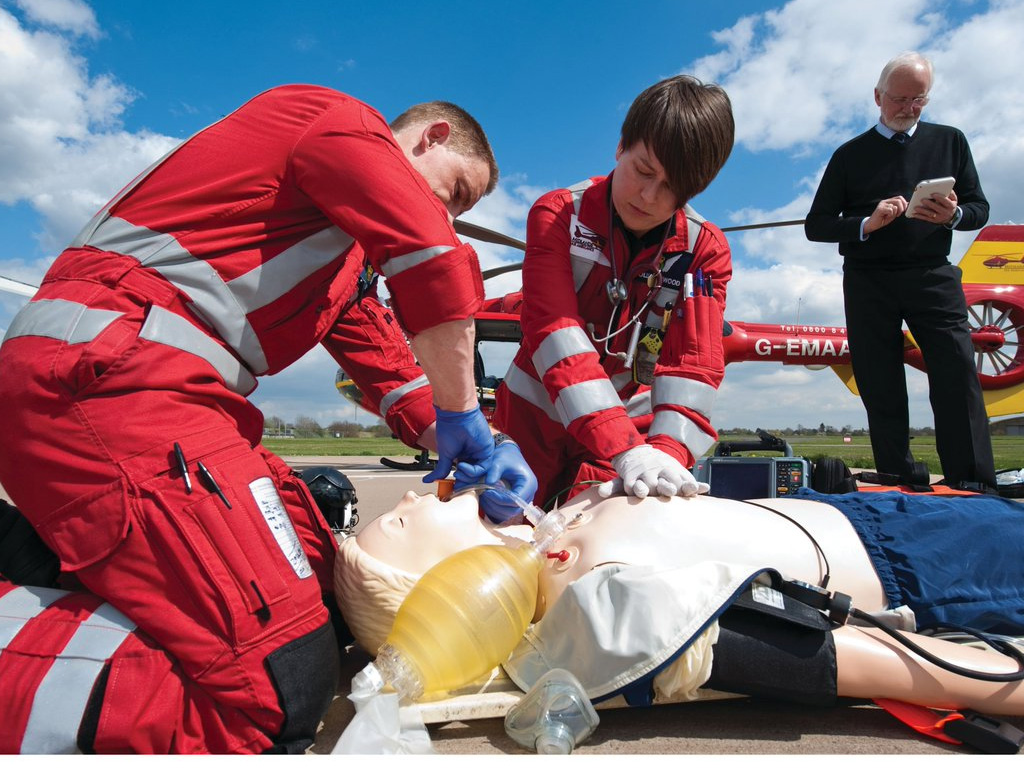 Improving Resuscitation Skills